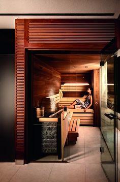 Jumeirah Frankfurt Hotel, Germany - Talise Spa Sauna