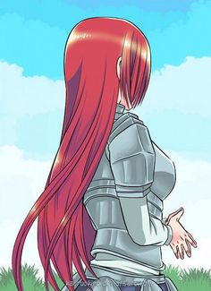 Image discovered by Lera Dragneel. Find images and videos about art, anime and fairy tail on We Heart It - the app to get lost in what you love. Anime Fairy Tail, Fairy Tail Funny, Fairy Tail Girls, Fairy Tail Ships, Nalu, Jerza, Anime Echii, Anime Comics, Anime Art