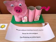 Kids, Community, Animals, Father's Day, Creative Crafts, Bricolage, Father, Young Children, Boys