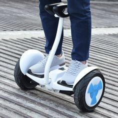 APP Controlled Self Balancing Electric Scooter/Bike/Bicycle 16km/h 10 inch Hoverboard 2 Wheel Bluetooth Self Balancing Ovderboar