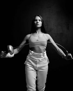 """1,383 Likes, 4 Comments - Women's Fencing (@womens.fencing) on Instagram: """"#Repost @iraokhotnikova  #fencing  #motivation #мотивашка #stronggirls #fitness #fitgirls…"""""""