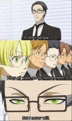 Please notice me Senpai!