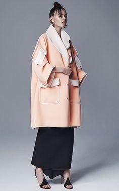 Oversized Coat Fashion Trends Spring-Summer 2016