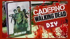 Caderno The Walking Dead | DiY Geek