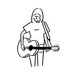 Yu NagabaさんはInstagramを利用しています:「Girl. #girl #kaerusensei #yunagaba #長場雄」 Hipster Drawings, Minimal Drawings, Easy Drawings, Aesthetic Drawing, Aesthetic Art, Black And White Comics, Minimalist Drawing, Doodle Icon, Simple Doodles