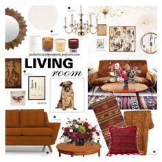 """20.06.16"" by palmtreesandpompoms ❤ liked on Polyvore featuring interior, interiors, interior design, home, home decor, interior decorating, NOVICA, Sounds Like Home, Tom Dixon and Estée Lauder"