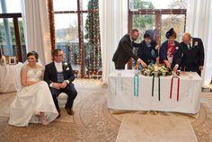 Sarah & Conor Humanist wedding by Joe Armstrong Trim Castle Hotel 17 Nov 2017 Joe Armstrong, Ireland, Castle, Weddings, Table Decorations, Celebrities, Celebs, Wedding, Castles