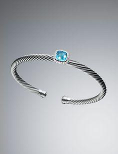 4mm Noblesse Bracelet #davidyurman