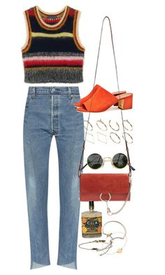 """Untitled #10634"" by nikka-phillips ❤ liked on Polyvore featuring ASOS, Tory Burch, Chloé, Isabel Marant and Miriam Merenfeld"
