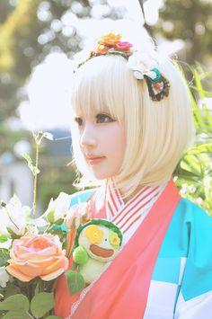 Shiemi moriyama cosplay