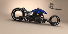 Custom Choppers, Custom Bikes, Motor Scooters, Motor Car, Concept Motorcycles, Futuristic Motorcycle, Harley Davidson Bikes, Bike Life, Concept Cars