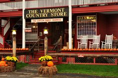 Vermont Country Store - have always wanted to visit there