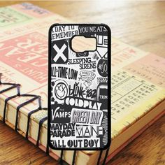 The Xx Coldplay Arctic Monkeys Samsung Galaxy S7 Edge Case