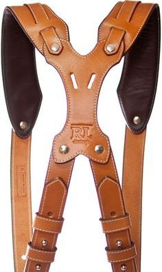 Clydesdale Pro-DLX Dual Camera Harness