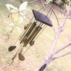Love Heart 8 Tubes Outdoor Home Window Yard Garden Decor Wind Chimes Ornament Wind Chime Parts, Wind Chimes For Sale, Wind Chimes Sound, Wind Chimes Craft, Feng Shui, Antique House, Garden Decor Items, Garden In The Woods, Garden Ornaments