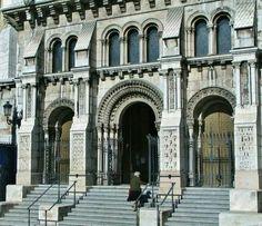 Catedral de la Almudena. Cripta.  Madrid