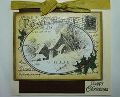 She Crafts!: Vintage Christmas...