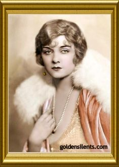Silent movie star Alice Terry acted in more than 30 silent films in 10 years, but didn't make a successful transition to talkies. Which do you think is more challenging? (via goldensilents.com)