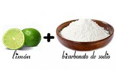 Universo de Luz y Amor: La cura del bicarbonato de sodio y el limón
