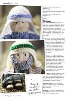 Knit Today 2013 11 : Free Download, Borrow, and Streaming : Internet Archive