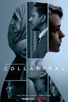 Netflix drops the first trailer for the crime thriller Collateral, a UK limited series starring Carey Mulligan, John Simms, and Billie Piper. Netflix delivers the first trailer for Collateral, starring Carey Mulligan. Logo And Identity, Identity Design, Collateral Design, Creative Poster Design, Creative Posters, Graphic Design Posters, Film Poster Design, Graphic Art, Carey Mulligan