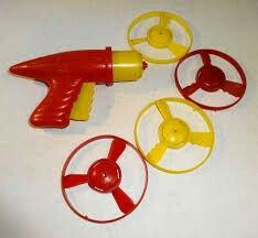 Was probably dangerous, but, we all played with these.