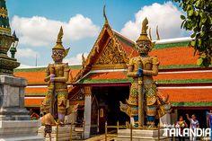 Quieres visitar el Gran Palacio y los templos de Bangkok? Excursiones guiadas 100% en español para que descubras la capital de Tailandia. Empezamos! #tailandia #bangkok #templos #excursiones #vacaciones #viajar http://ift.tt/2w2gCQl