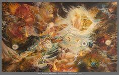 Visionary Oil Paintings by Artist Oleg Korolev - Paintings by Oleg Korolev