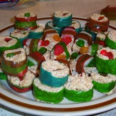 Candy Sushi - you don't need to like rice or fish or wasabi to enjoy this sushi!