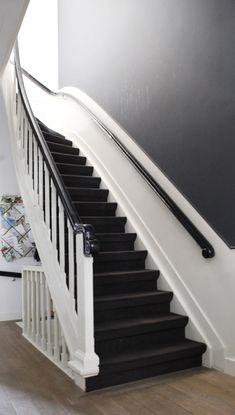 Stairway dado