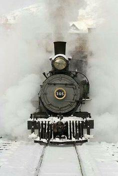 Snow Train, Golden, Colorado