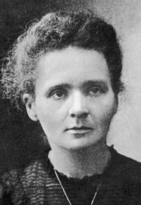 """Marie Curie    Nobel prize in both physics and chemistry    Curie: """"Nothing in life is to be feared, it is only to be understood.""""    Curie: """"I am among those who think that science has great beauty.""""    Curie: """"Be less curious about people and more curious about ideas.""""    Einstein: """"Marie Curie is, of all [famous people], the only one whom fame has not corrupted."""""""