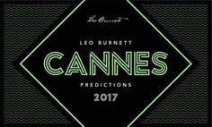 Puntuale alla vigilia dei Cannes Lions Leo Burnett Worldwide ha pubblicato le Cannes Predictions, lista delle 25 campagne papabili per un premio