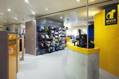 Bever shop in shop at de Bijenkorf by Hello hero & Con'fetti, Netherlands. Visit City Lighting Products! https://www.linkedin.com/company/city-lighting-products