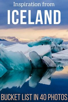 40 stunning photos of Iceland to add locations to your bucket list | Iceland Travel Tips | Iceland things to do | Iceland Scenery | Iceland Photography | Iceland bucket list