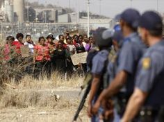 La precariedad de los mineros sudafricanos, germen de la masacre de Marikana