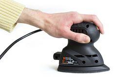WEN 6301 Electric Detailing Palm Sander - Power Detail Sanders ...