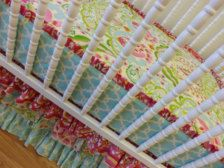 Crib Bedding in Baby & Toddler > Nursery - Etsy Kids - Page 11