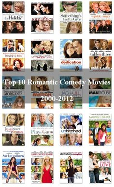 Top 10 Best Romantic Comedies (I don't necessarily agree, but it's still a good list)