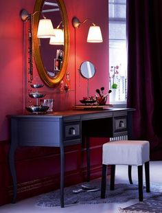 Desk As A Dressing Table Ikea Vanity What Wouldn T