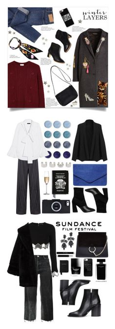 """""""Winners for Film Festival: Sundance Style"""" by polyvore ❤ liked on Polyvore featuring RED Valentino, Cheap Monday, Dolce&Gabbana, Casetify, E L L E R Y, Terre Mère, Miss Selfridge, Dorothy Perkins, Maison Margiela and Aspinal of London"""