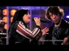 ▶ Demi Lovato - Give Your Heart a Break (Live Walmart Soundcheck) - YouTube