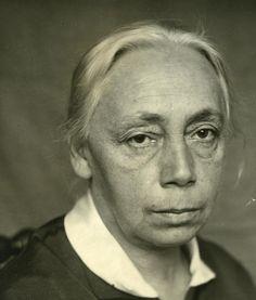 Käthe Kollwitz, um 1930