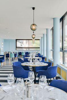 256 meilleures images du tableau En Intérieur - restaurant ...