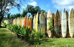 What is better than a #Surfboard #Fortress?