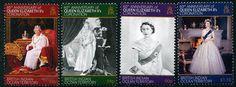 British Indian Ocean Territory QE II 60th Anniv. Stamps