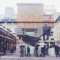 Take My Lightning But Don't Steal My Thunder   Covent Garden   Alex Chinneck  #TakeMyLightning