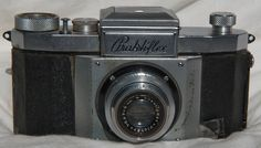 1939-1949 Praktiflex 1st generation: Camera passed down to me from my great-uncle