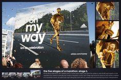 Berlin Marathon: The Five Stages of a Marathon, Celebration