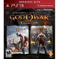 God of War I & II